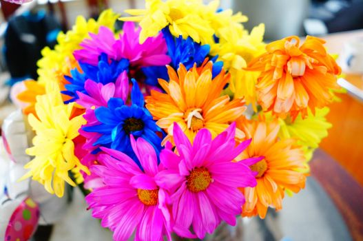 Bouquet of Happiness by Susaleena