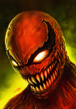 Toxin by junkome