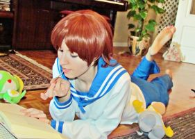 Italy, Axis Powers Hetalia (Sailor) by Doriri-chan
