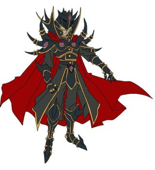 The Supreme King by YuGiOhZEXAL