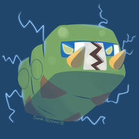 Charjabug by SarahRichford