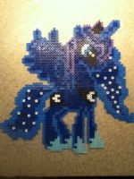 Princess Luna large bead by Manestreet