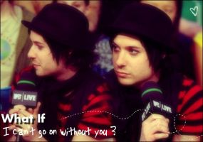 David Desrosiers - What If by Fo0l-In-Love