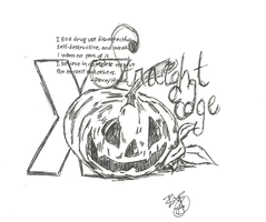 Straight Edge Tattoo Design by StayFashionableRizzo