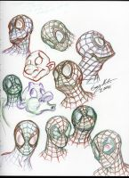 Acting Spider by WinkGuy1