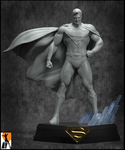 Superman-A Symbol of Hope by AYsculpture