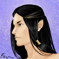 Fingon by Sasheenka