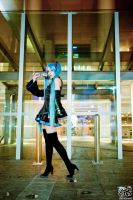 Hatsune Miku : Sing for me by LolaInProgress