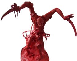 dead space (2) - paper pulp by mieszczuch88