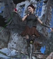 Rust Angel Compleat by Shidaku