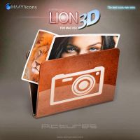 Lion 3D - Pictures by DARIMAN