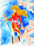 The Rose of Versailles - Oscar by LyrykenLied