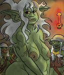 Neive in Goblin form by Reinder
