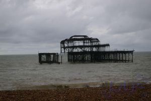 Old Brighton Pier by Lanes-A-Photography