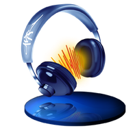 Audacity dock icon by Ornorm