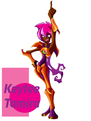 Let the Keytee-Chan get you higher by Keytee-chan