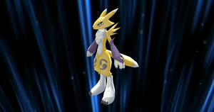Renamon by Valforwing