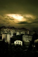life is hard in Istanbul by coheper