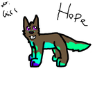 Hope ref by Tangle-Kitty
