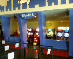 Movies 278  Game Room July 8th,2013 by CrappyMSPaintArt