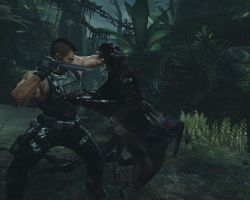 Turok vs Dino1 by Daivistadawid