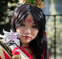 Seattle Cosplay Diablo 3 Wizard Li-Ming by Seattle-Cosplay