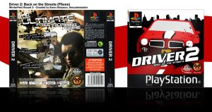 Driver 2 by ewensimpson