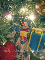 Merry Gundam Christmas by gr8storybrah