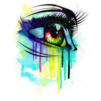 Tears of Colors by Design-By-Humans