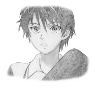 Ryoma Echizen sketch by Artistic-Nature