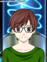 Me in Anime Style by Zap1992