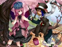 we are The Hanami by mr-tiaa