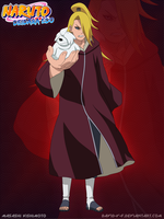 [NARUTO] - Deidara from Edo Tensei by David-Y-F