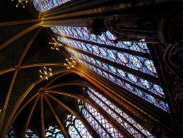 Sainte-Chapelle by xXCold-FireXx