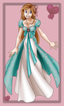Fair Maiden of Andalasia by RyouGirl