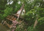 The Garden Tree House by theAmnesiaofDarkness