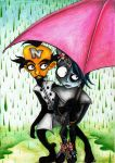 .Rain.Shelter. by Twisted-chan