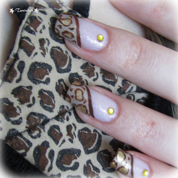 Leopard French by Taninhah