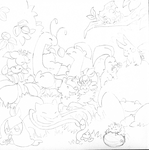 A Pokemon Project (WIP) by TamilaB