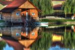House near the lake by Zet1404