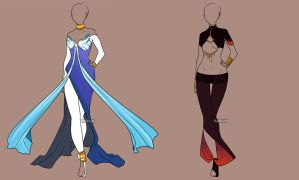 Fashion Adoptables Auction 11 - OPEN by Karijn-s-Basement