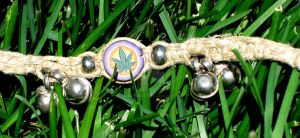 FULL VIEW Marijuana Bracelette by AngelKast