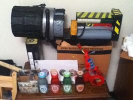 Look at my Nazi Zombie Collection *Still adding* by Blinx3megachanel