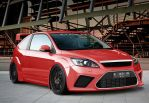 Ford Focus : Street Racing or Rally Style? by Ditto-kun