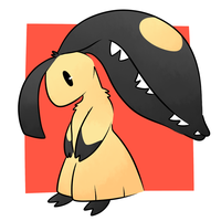 Mawile by LexisSketches