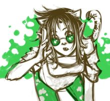 and then nepeta happened by HestersTowel