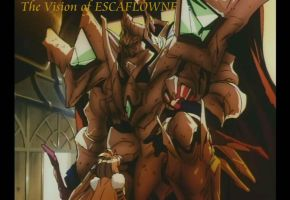 The Vision of Escaflowne by EscaflowneLoversOnly