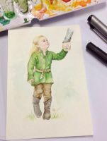 legolas thranduilion by ladysherry