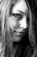 Bright Eyes BW by Uncaged