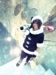 Sora - Santa Form by BeyondInfinite